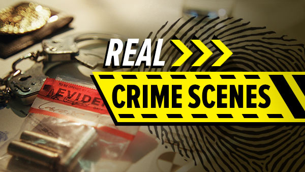 Real Crime Scenes: The Evidence Speaks