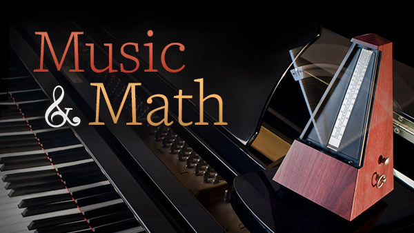 How Music and Mathematics Relate