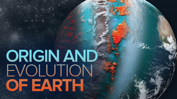 The Origin and Evolution of Earth: From the Big Bang to the Future of Human Existence