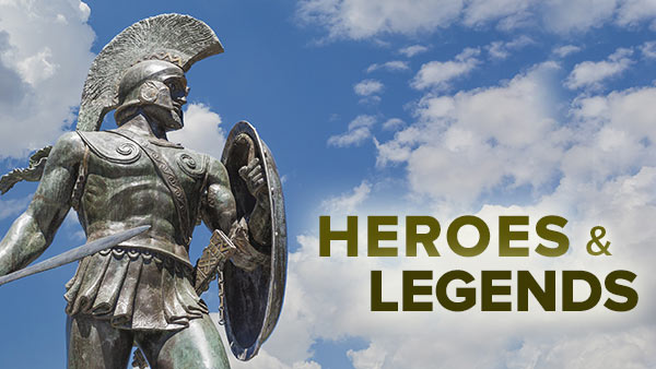 Heroes and Legends: The Most Influential Characters of Literature