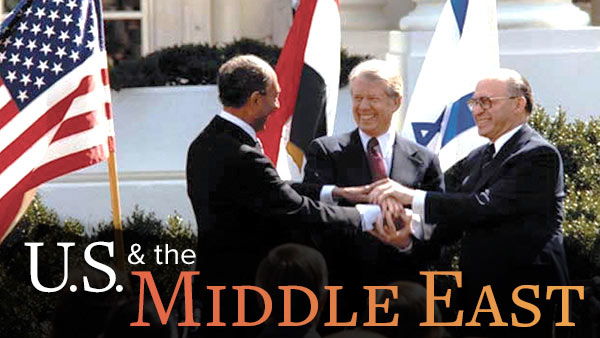 The U.S. and the Middle East: 1914 to 9/11