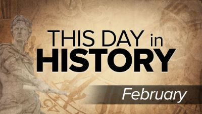 This Day in History: February
