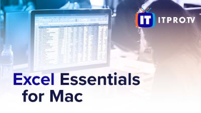 Microsoft Excel Essentials for Mac