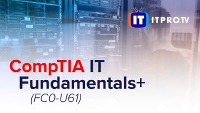 CompTIA IT Fundamentals+ (FC0-U61)