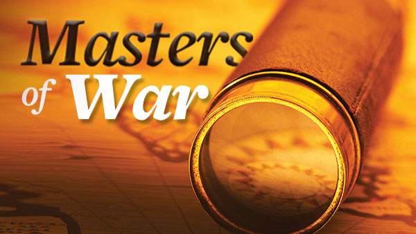Masters of War: History's Greatest Strategic Thinkers