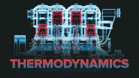 Thermodynamics: Four Laws That Move the Universe