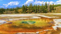 The Hawaiian Islands and Yellowstone Park
