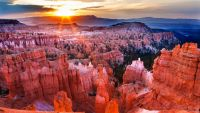 Bryce Canyon, Canyonlands, Arches