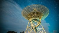 A Telescope as Big as the Earth