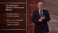 Criminal Law and Procedure: Due Process and the Right to Counsel