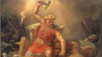 Thor-A Very Human God