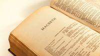 Macbeth-Musing on Murder