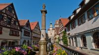 Rothenburg-Jewel on the Romantic Road