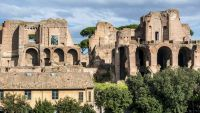 Imperial Palaces of the Palatine Hill