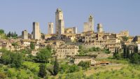 Orvieto, Siena, and San Gimignano