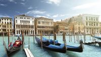 The Upper Grand Canal and San Marco on Foot