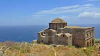 Byzantine Outposts-Monemvasia and Mistra