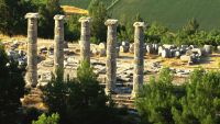Up the Meander River-Priene to Pamukkale