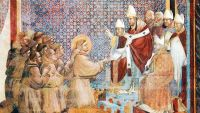 Francis of Assisi and the Mendicant Orders