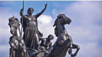 Boudicca Attacks the Romans