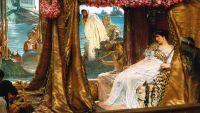Antony and Cleopatra's Death Pact
