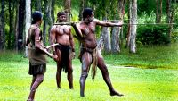 Hunter-Gatherers and Polynesians