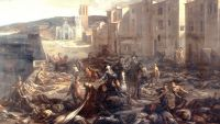How Black Death Reshaped Town and Field