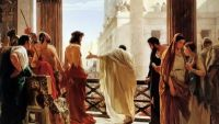 The Passover Events in Jerusalem