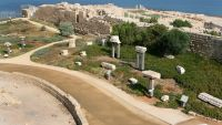 Caesarea Maritima-Harbor and Showcase City