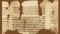 Scroll Fragments and a New View of Judaism