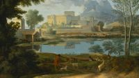 Poussin and Claude-The Allure of Rome