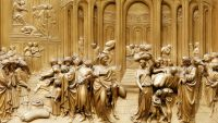 Brunelleschi and Ghiberti in Florence