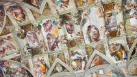 Michelangelo-The Sistine Chapel Ceiling