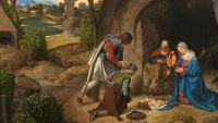 Giorgione or Titian?