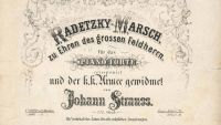 Strauss Sr.: Radetzky March (1848)