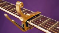 A New Pentatonic Scale and the Capo
