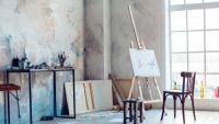 Studio Setup and Brush Care