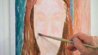 Project:A Modigliani Portrait