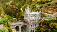 La Compania and Las Lajas Sanctuary