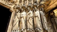 Chartres-The Sculpture