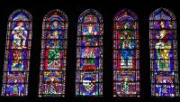 Chartres-The Windows