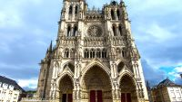 Amiens-The Facade