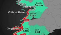 Clare and Galway, the Heart of the West