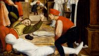 The Black Death in Florence