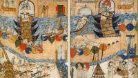 Mongols Sack Baghdad - 1258