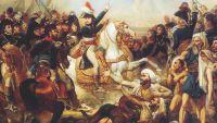 Napoleon Invades Egypt - 1798