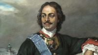 The Russia of Peter the Great's Childhood