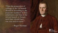 Roger Sherman's Compromise