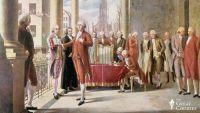 George Washington's Inaugural