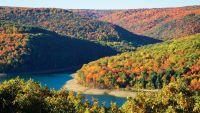 Venturing beyond the Appalachians